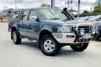 Ford Courier XLT PH