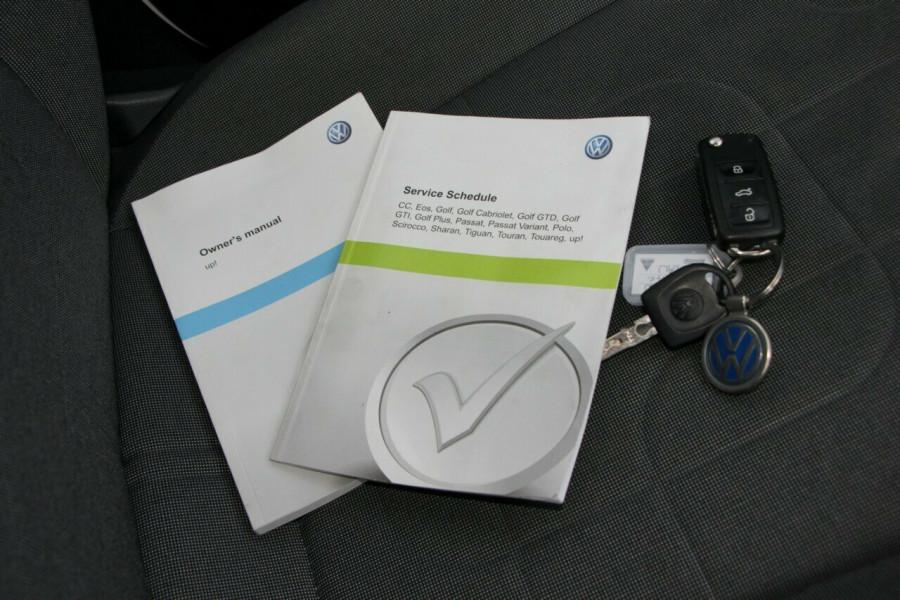 2012 MY13 Volkswagen UP! Type AA MY13 Hatchback