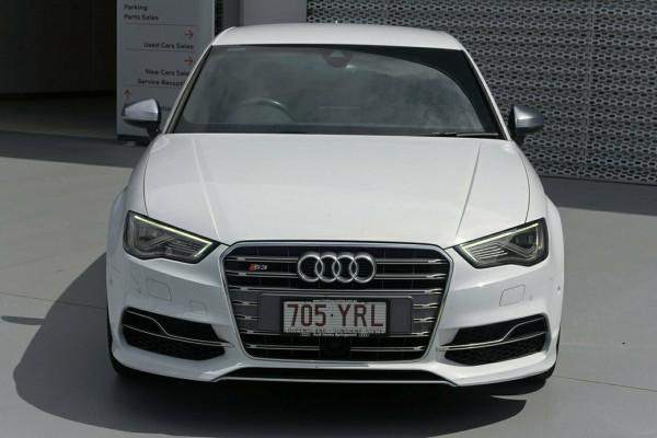 2015 Audi S3 8V MY15 Sedan Image 3