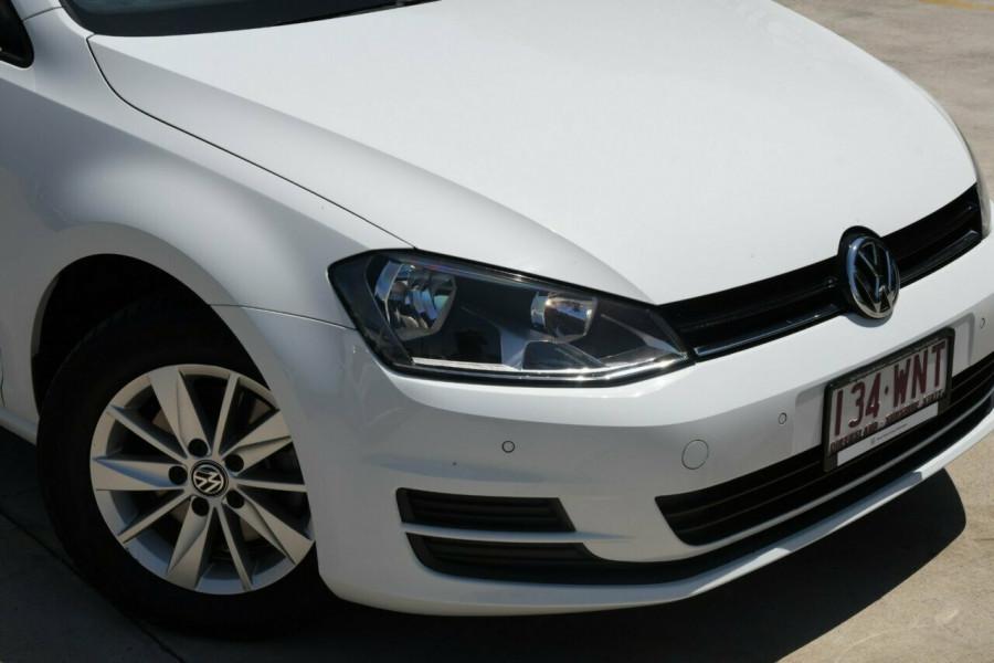 2015 MY16 Volkswagen Golf VII MY16 92TSI DSG Trendline Wagon Image 16
