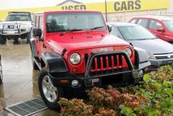 Jeep Wrangler Unlimited Rubicon JK MY2008