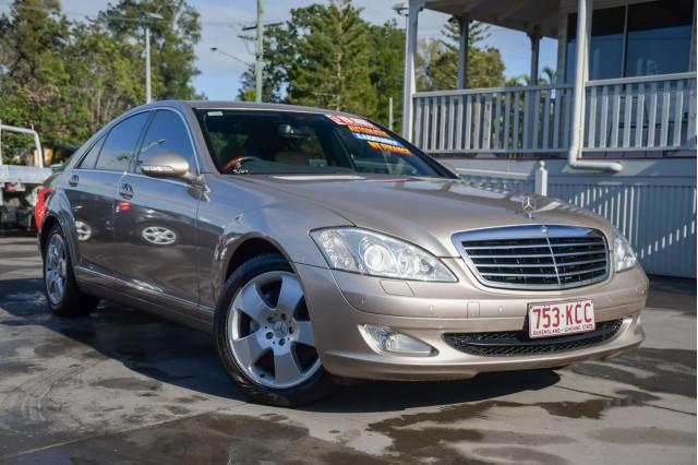 2007 Mercedes-Benz S-class W221 MY07 S350 Sedan