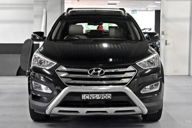 2013 Hyundai Santa Fe DM Highlander Suv Image 3