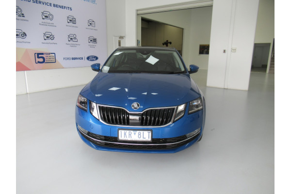 2017 MY18 Skoda Octavia NE MY18 110TSI Sedan Image 3