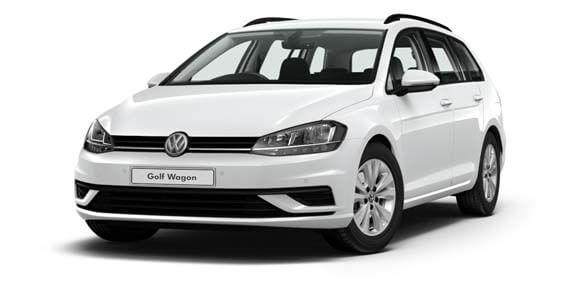 2019 Volkswagen Golf Wagon 7.5 110TSI Trendline Wagon