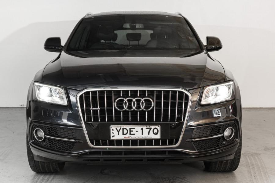 2015 Audi Q5 TFSI