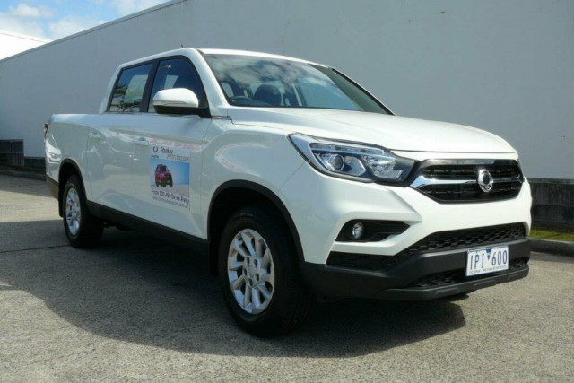 2019 SsangYong Musso XLV Ultimate Plus 1 of 20