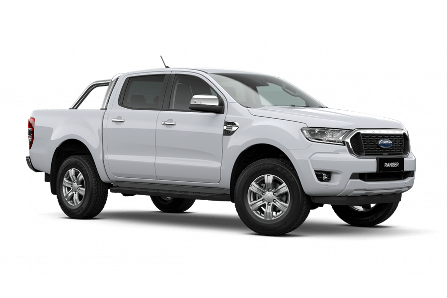2021 MY21.25 Ford Ranger PX MkIII XLT Double Cab Utility