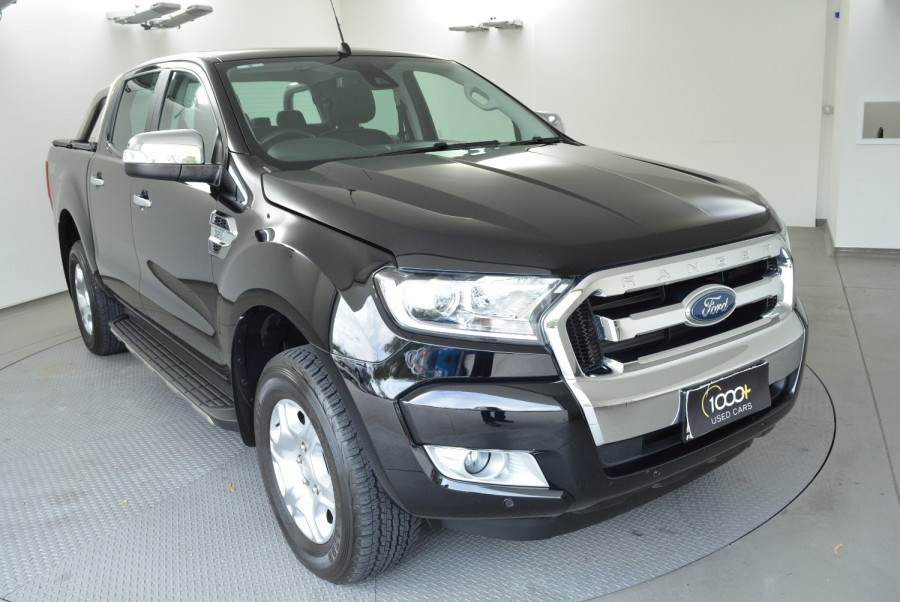 2017 Ford Ranger PX MkII XLT Dual cab Image 1