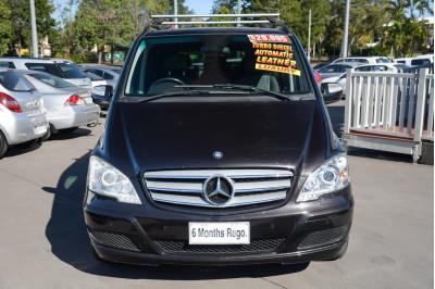 2012 Mercedes-Benz Viano 639 MY12 BlueEFFICIENCY Wagon Image 2