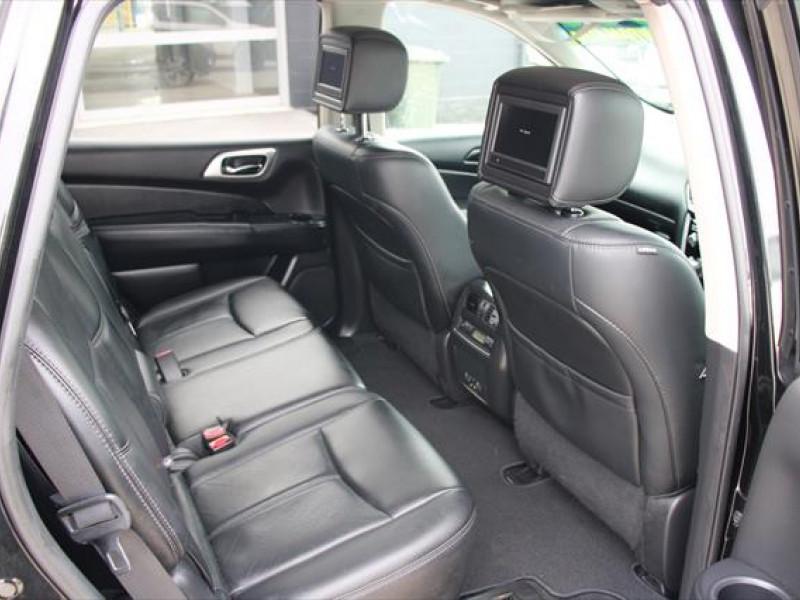 2016 Nissan R52 R52  Ti Wagon