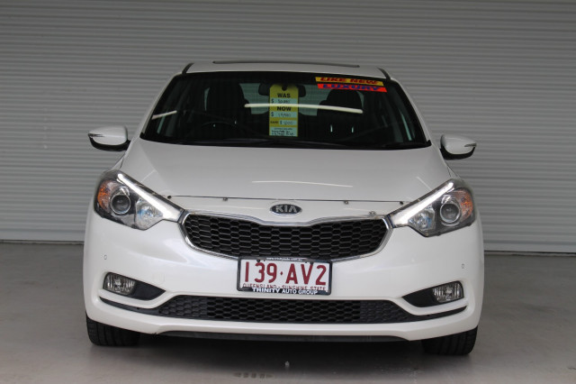 2013 MY14 Kia Cerato YD SLi Sedan