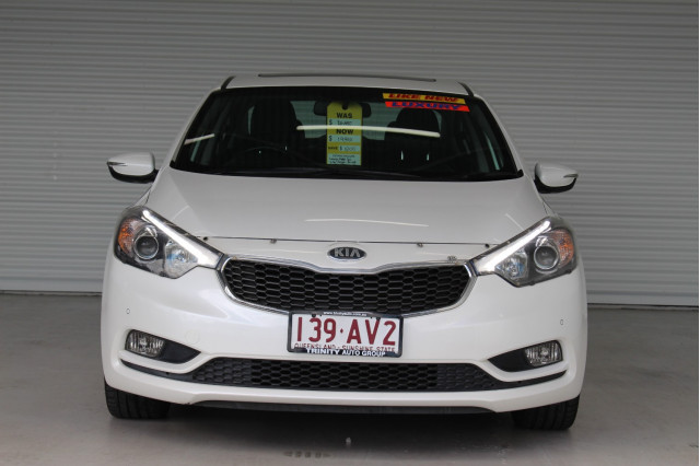 2013 MY14 Kia Cerato YD SLi Sedan Image 3