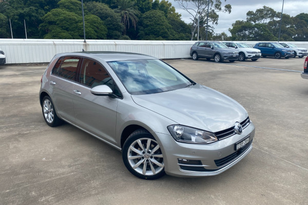 Volkswagen Golf Highline VII 103TSI