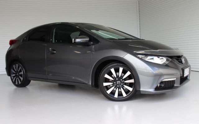 Honda Civic VTI-L 9TH GEN MY13
