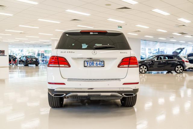 2015 Mercedes-Benz Gle-class W166 GLE250 d Wagon Image 5