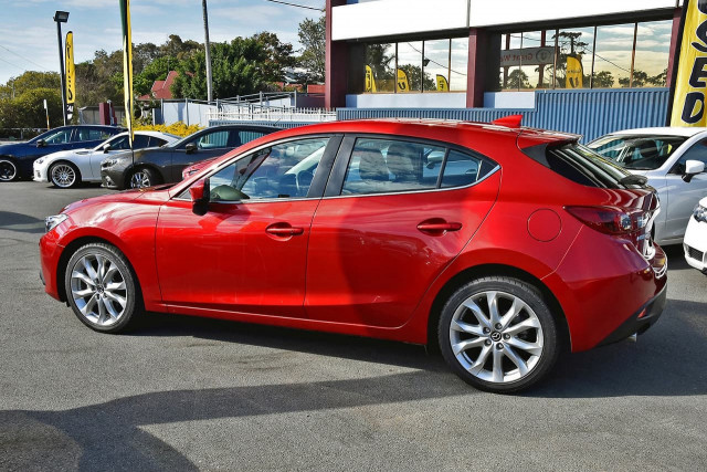 2015 Mazda 3 BM Series SP25 GT Hatchback Image 5