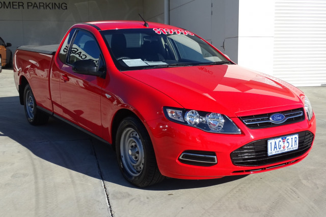 2013 Ford Falcon EcoLPi