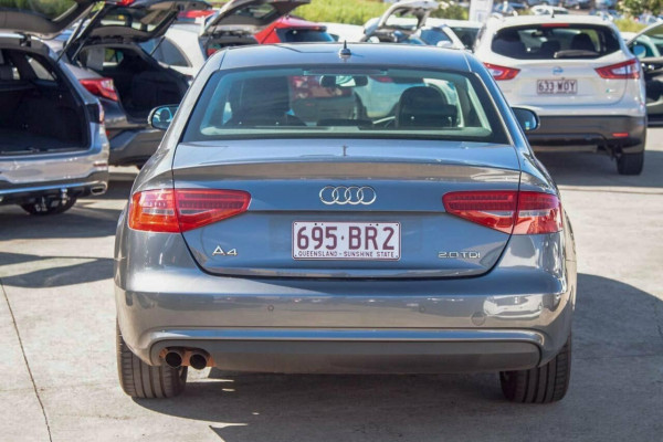 2013 Audi A4 B8 (8K) MY13 2.0 TDI Sedan Image 4