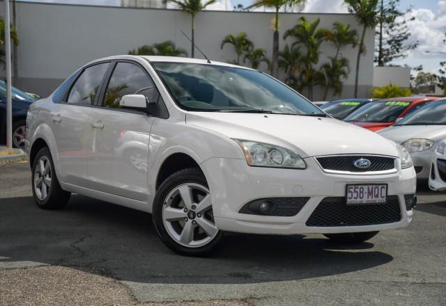 2008 Ford Focus LT LX Sedan