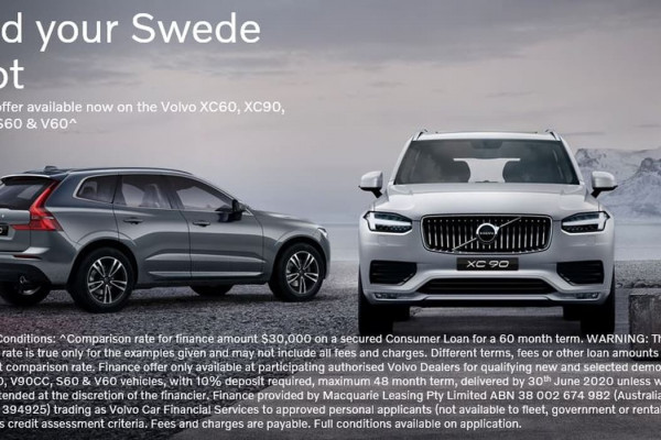 2020 Volvo V60 F-Series T5 Inscription Wagon Image 2