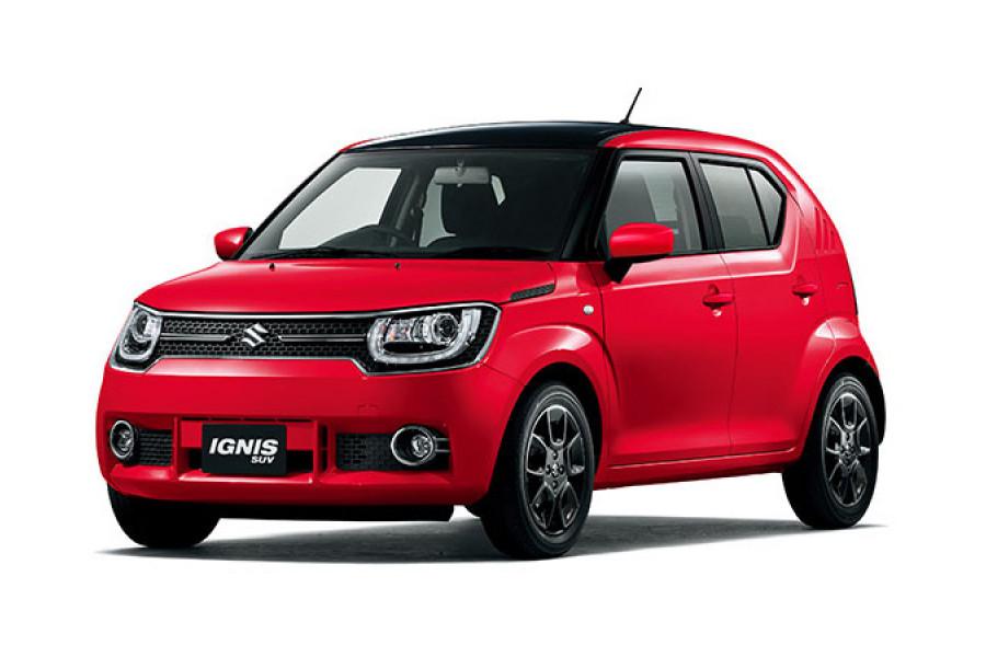 2021 Suzuki Ignis GLX Image 1