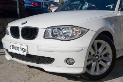2006 BMW 1 Series E87 120i Hatchback Image 3