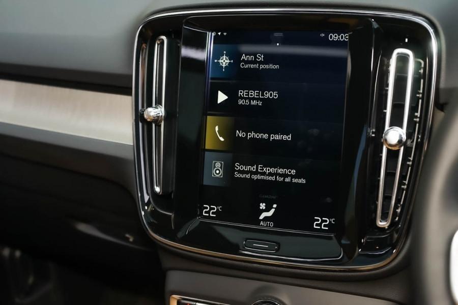 2019 MY20 Volvo XC40 XZ T4 Inscription Suv Mobile Image 11