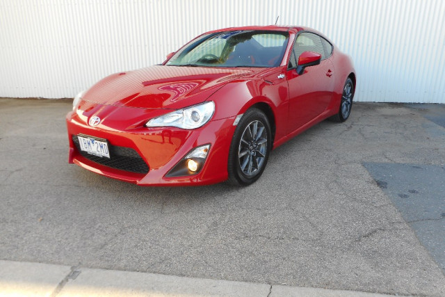 2014 Toyota 86 ZN6 GT Coupe Image 5