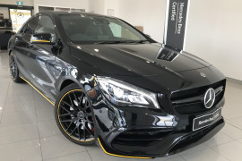 2018 MY58 Mercedes-Benz Cla-class C117 808+058MY CLA45 AMG Coupe