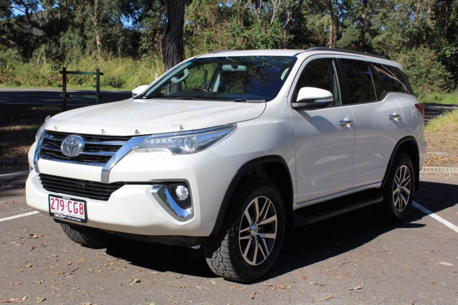 2016 Toyota Fortuner Crusade Image 4