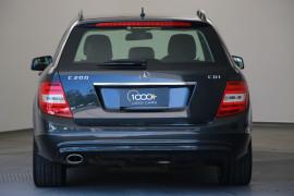 2013 Mercedes-Benz C-class W204 MY13 C200 CDI Wagon Image 4