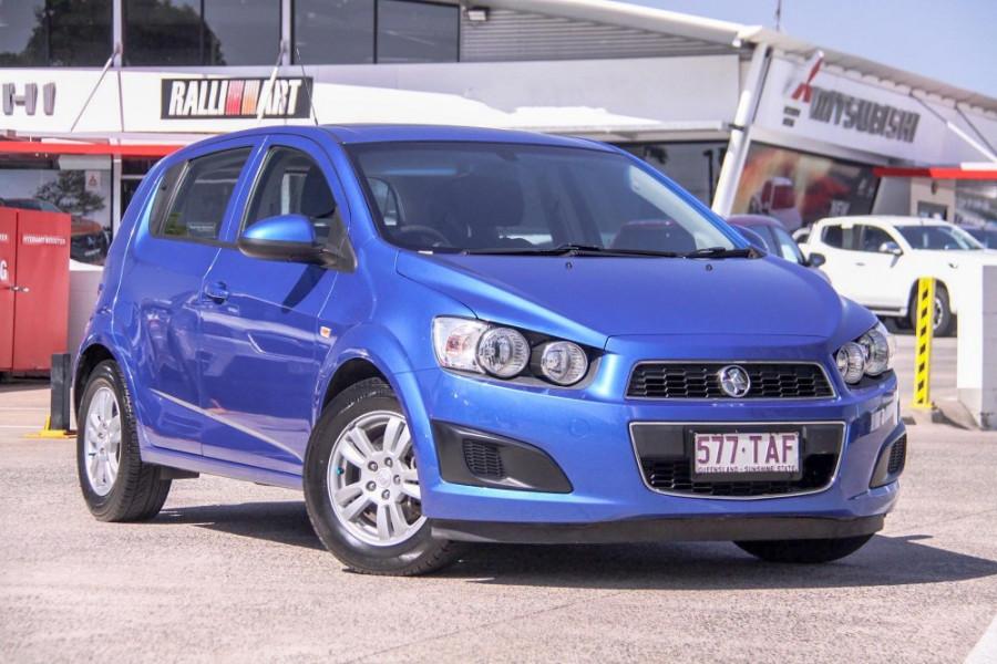 2012 MY13 Holden Barina TM  CD Hatch