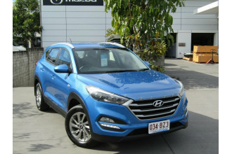 Hyundai Tucson Active 2WD TLe MY17
