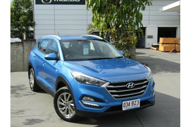 2017 Hyundai Tucson TLe MY17 Active 2WD Suv