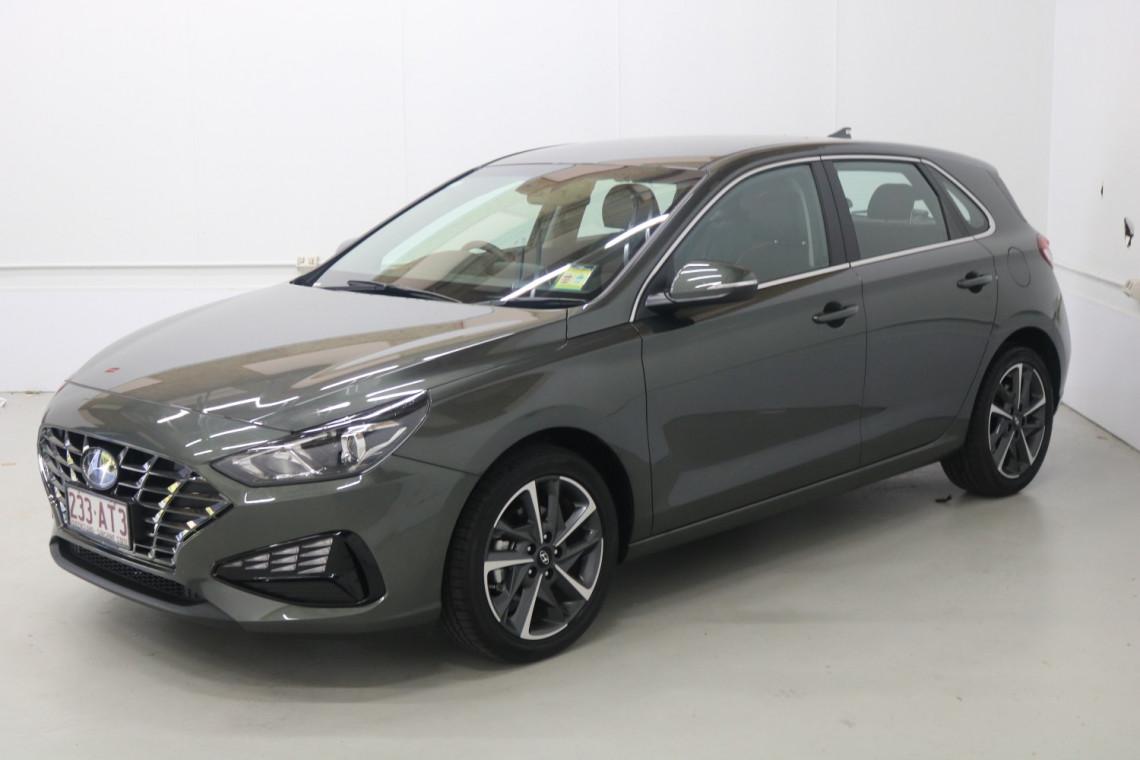 2020 MY21 Hyundai i30 PD.V4 PD.V4 Hatchback