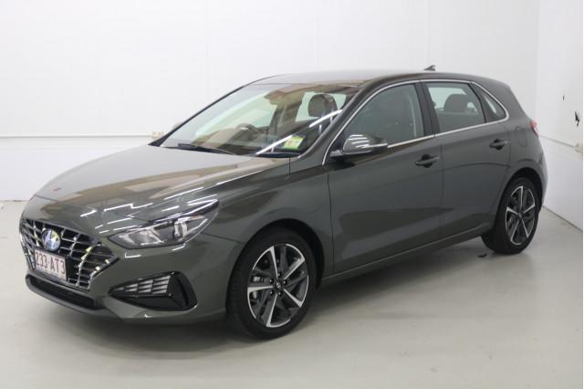 2020 MY21 Hyundai i30 PD.V4 PD.V4 Hatchback Image 2