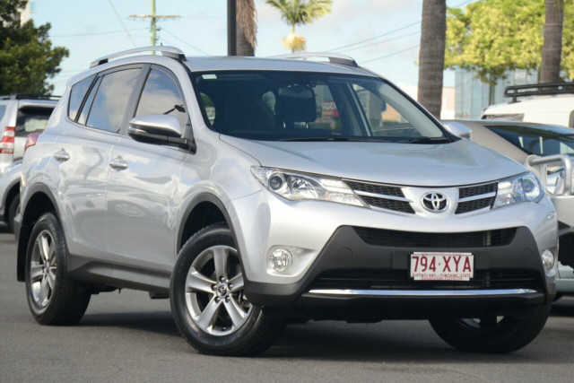 Used rav4 brisbane