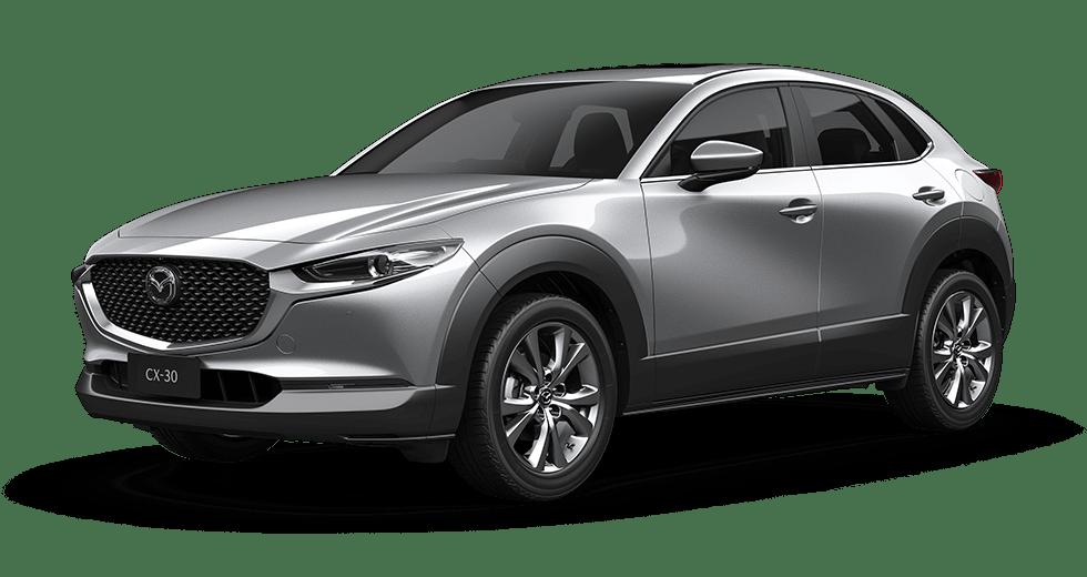 Mazda CX30 <br>X20 Astina | AWD <br>PERSONAL | BUSINESS