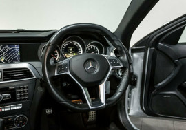 2012 Mercedes-Benz C63 C204 MY12 AMG SPEEDSHIFT MCT Coupe