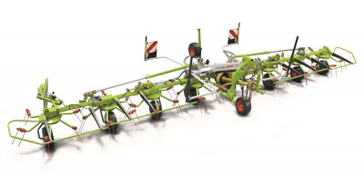 New CLAAS VOLTO Tedder