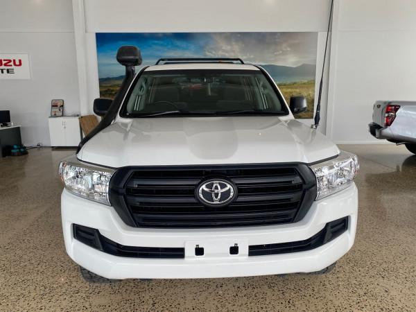 2019 Toyota Landcruiser VDJ200R GX Suv