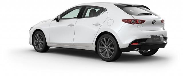 2021 Mazda 3 BP G20 Touring Hatchback Mobile Image 18