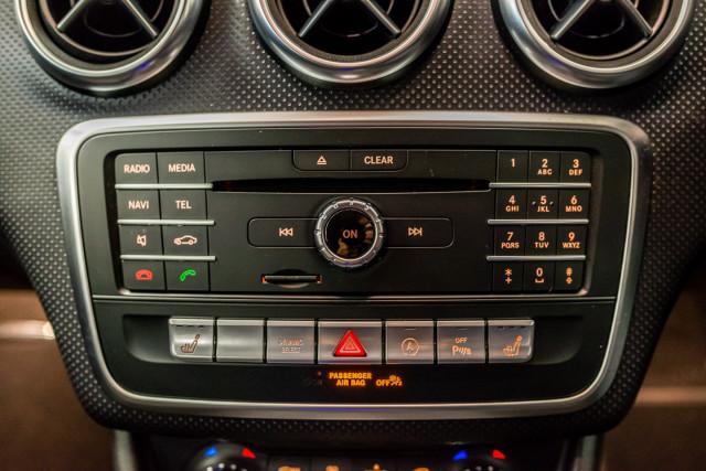 2017 MY08 Mercedes-Benz A-class W176  A200 d Hatchback Image 27