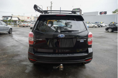 2013 Subaru Forester S4 MY13 2.0D Suv Image 5