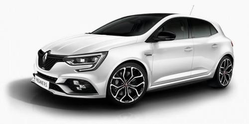 2018 Renault Megane R.S. BFB Manual Hatchback