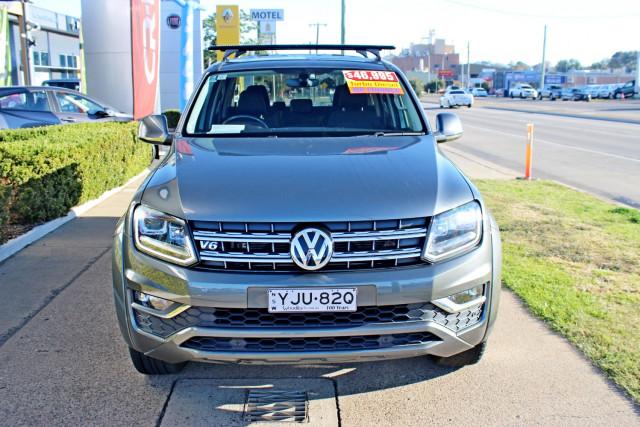 2017 MY18 Volkswagen Amarok 2H  TDI550 TDI550 - Highline Utility - dual cab Image 3