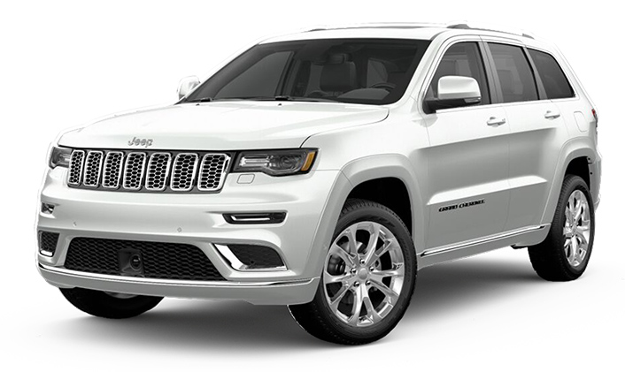 2019 Jeep Grand Cherokee WK Summit Suv