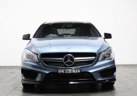 2014 Mercedes-Benz Cla Mercedes-Benz Cla 45 Amg Auto 45 Amg Coupe