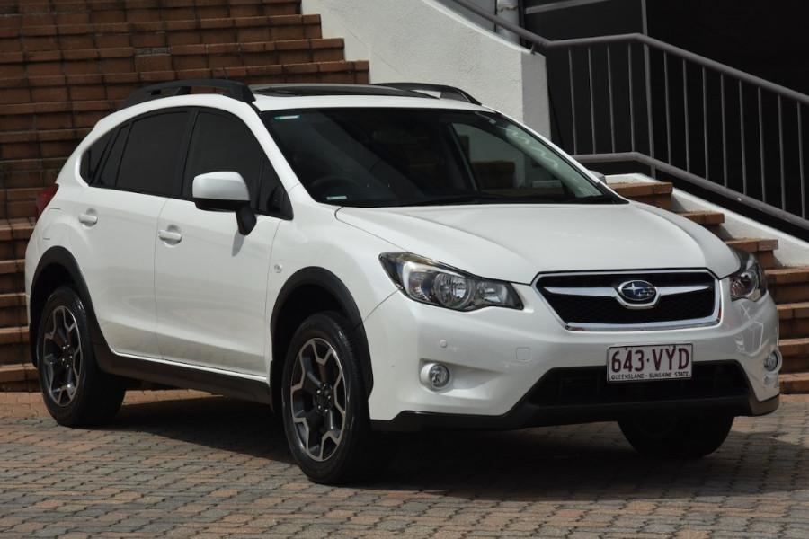 2015 Subaru XV G4-X 2.0i-L Suv
